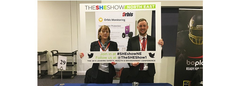 Orbis RedAlert Exhibiting at The SHE Shows 2019